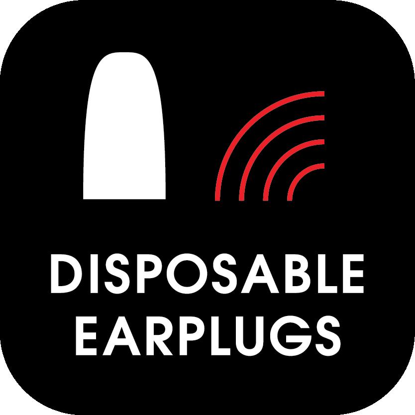 /disposable-earplugs Icon