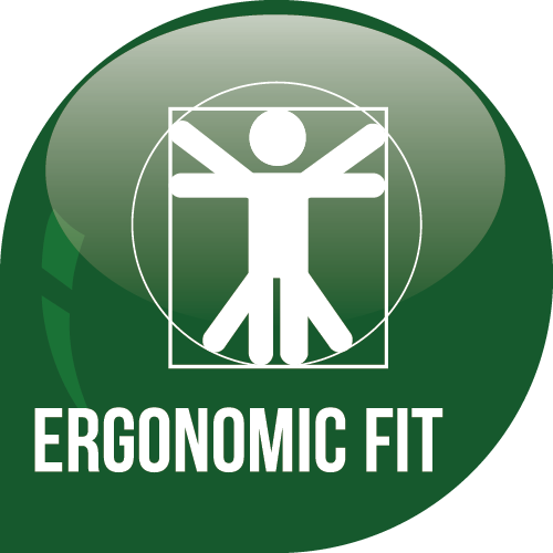 Ergonomic Fit Icon