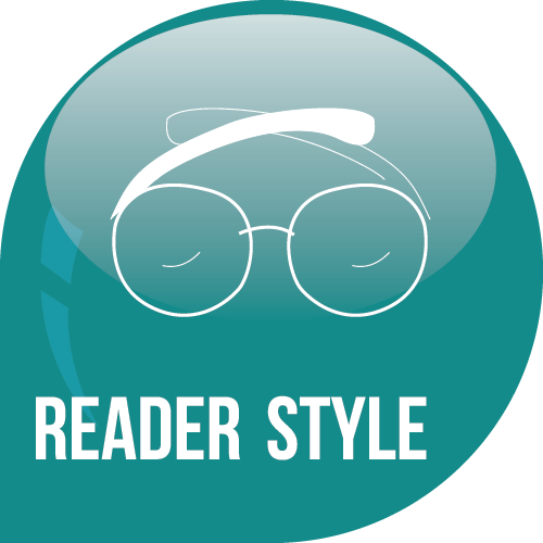 Reader Style Icon