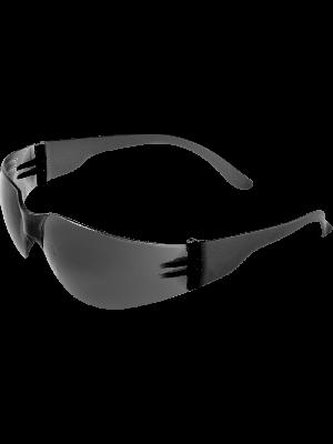 Torrent™ Smoke Anti-Fog Lens, Frosted Black Frame Safety Glasses - BH133AF