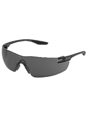 Discus™ Smoke Anti-Fog Lens, Frosted Black Frame Safety Glasses - BH2833AF