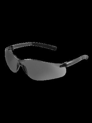 Pavon® Smoke Anti-Fog Lens, Frosted Black Frame Safety Glasses - BH543AF