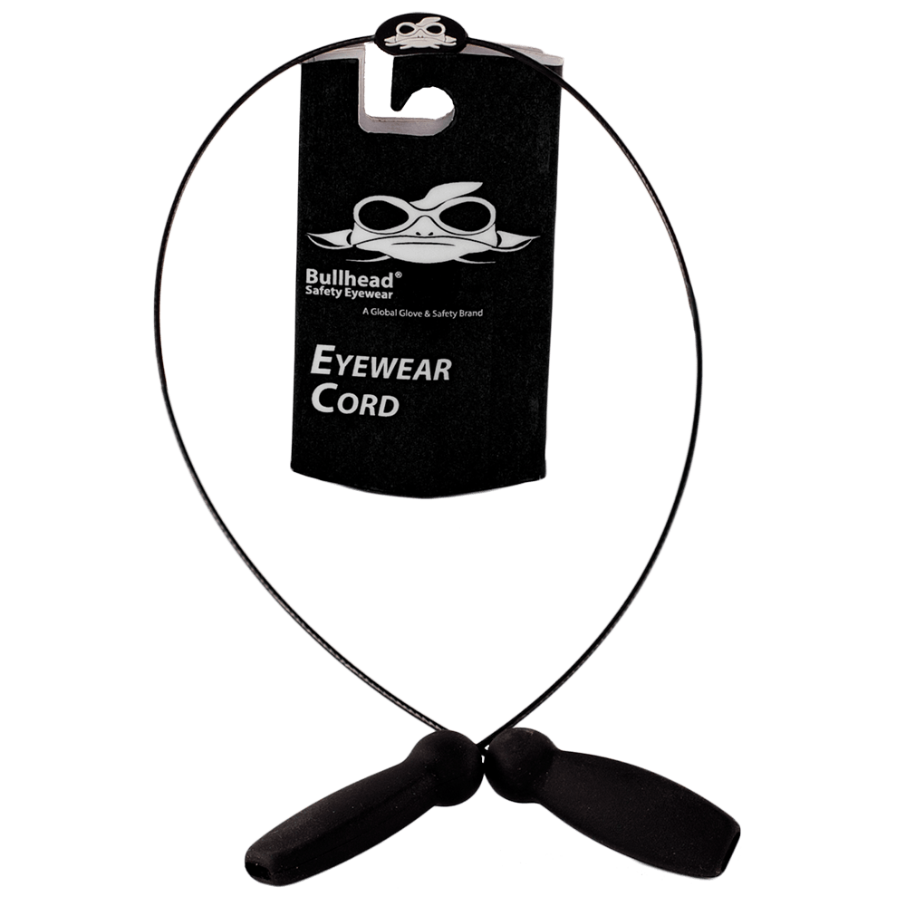 Slip-In Stainless Steel Cord for Safety Glasses - BHR3