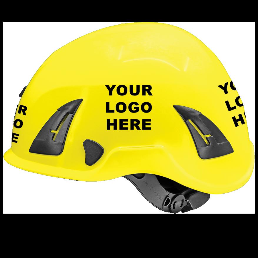 Climbing Helmet Side